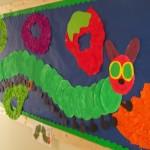 Hung Caterpillar Display  (2)