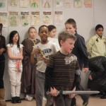 4th & 5th Class play Robin Hood 047