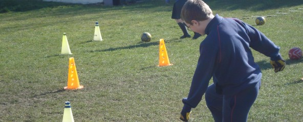 5th Class FAI Soccer Coaching