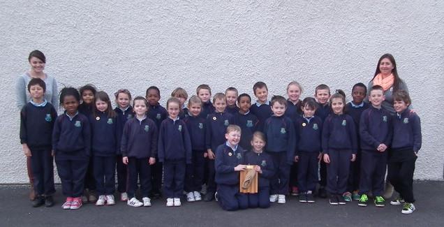 Golden Boot Winner March 009