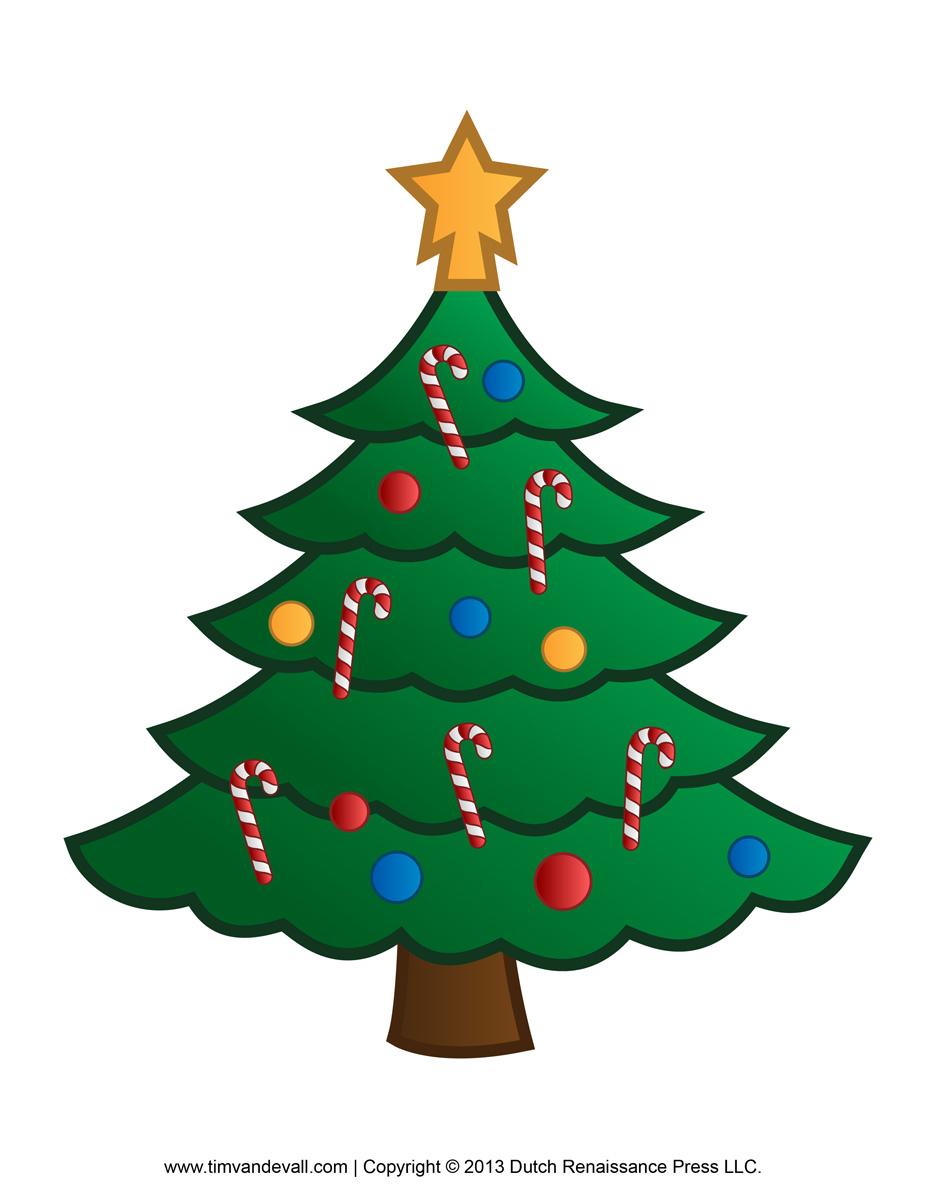 Christmas-Tree-Clip-Art-2-1-   Little Island National School